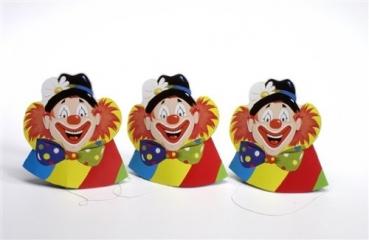 Www Party Schatzkiste De 5 Clown Party Hutchen