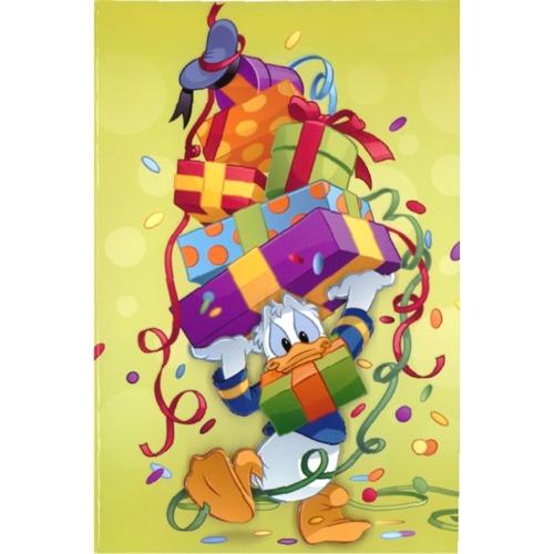 Wwwparty Schatzkistede Donald Duck Glückwunschkarte Donald Duck