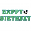 1 Happy Birthday Fußball Partykette