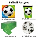 Fußball Party-Set