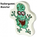 1 Radiergummi Monster Alien